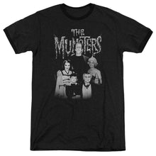 The Munsters - Family Portrait Adult Heather