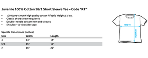 X Files - Truth Short Sleeve Juvenile 18/1