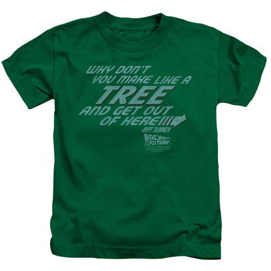 Back To The Future - Make Like A Tree Short Sleeve Juvenile 18/1