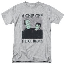 The Munsters - Chip Short Sleeve Adult 18/1