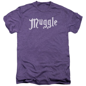 Harry Potter - Muggle Adult Premium Tee