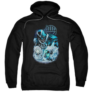 Green Lantern - Blackhand Adult Pull Over Hoodie