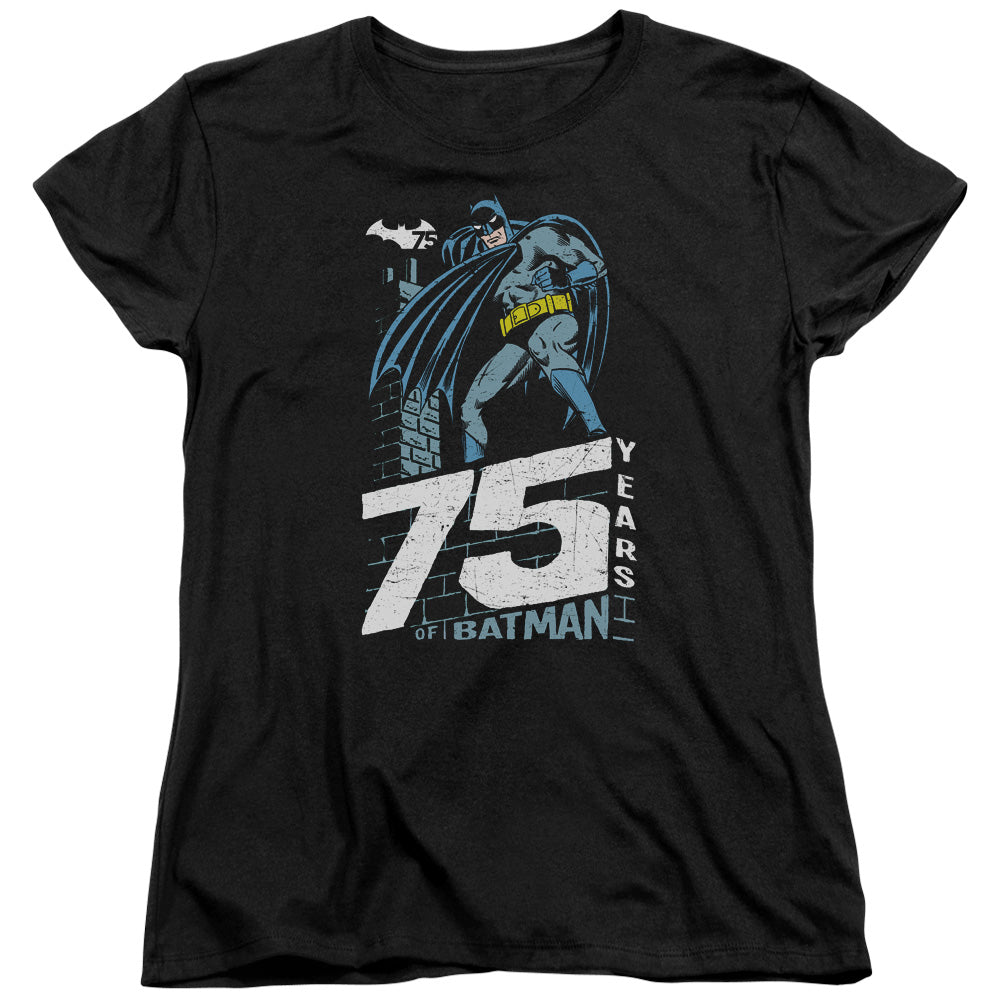 Batman - Rooftop Short Sleeve Women's Tee