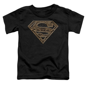 Superman - Aztec Shield Short Sleeve Toddler Tee