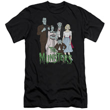 The Munsters - The Family Short Sleeve Adult 30/1