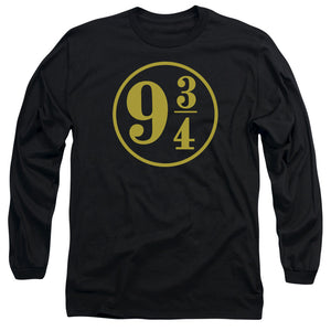 Harry Potter - 9 3 - 4 Long Sleeve Adult 18/1