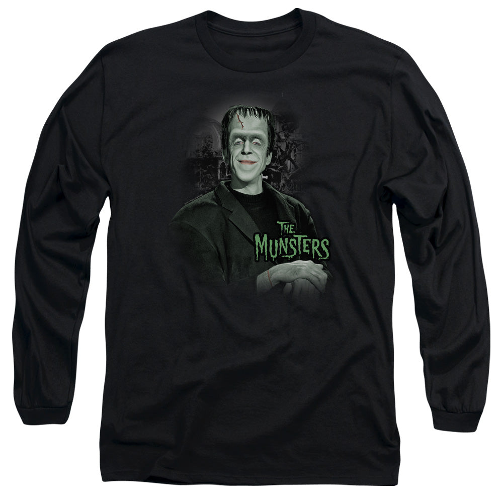 The Munsters - Man Of The House Long Sleeve Adult 18/1