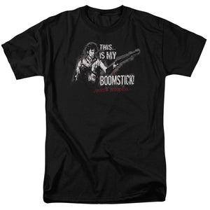Army Of Darkness - Boomstick Short Sleeve Adult 18/1