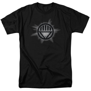 Green Lantern - Black Glow Short Sleeve Adult 18/1