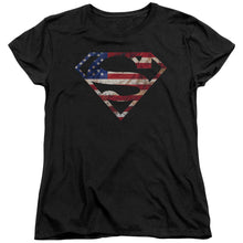 Superman - Super Patriot Short Sleeve Women's Tee