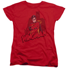 Batman - Wingman Short Sleeve Women's Tee