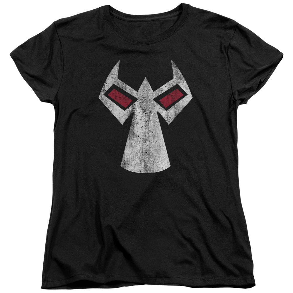 Batman - Bane Mask Short Sleeve Women's Tee