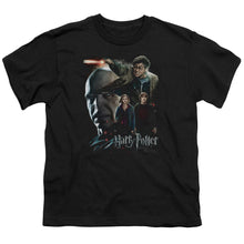 Harry Potter - Final Fight Short Sleeve Youth 18/1