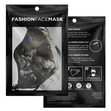 Goblin Slayer Mask (includes a pair of filter)