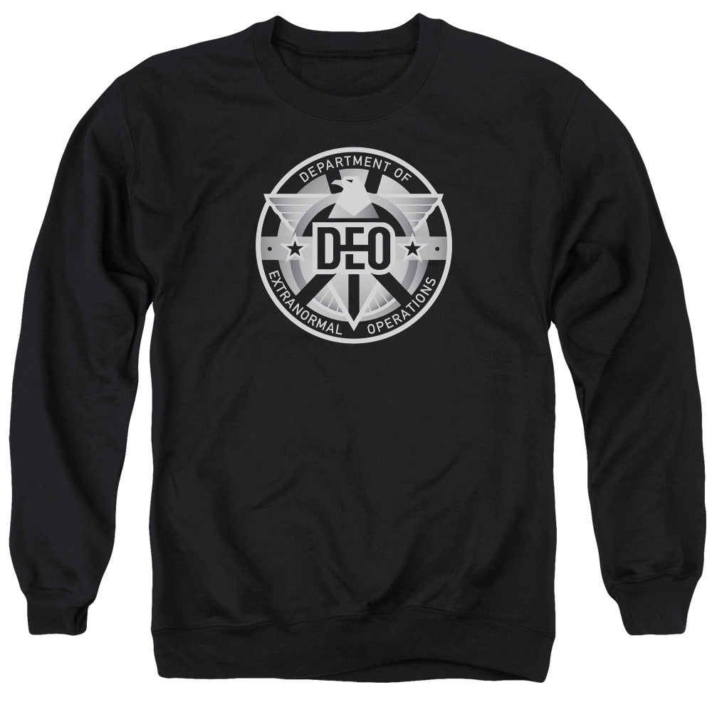 Supergirl - Deo Adult Crewneck Sweatshirt