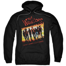 Warriors - One Gang Adult Pull Over Hoodie