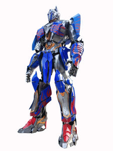 The Wearable Optimus Prime Costume From Transformers 5 The Last Knight