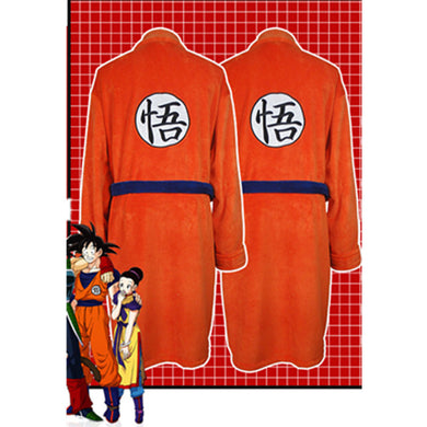 Dragon Ball Plush Robe