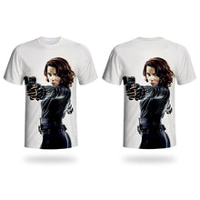 "Black Widow ""Bang"" T-Shirt"