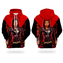 "Black Widow ""Family First"" Hoodie (2020 Movie)"