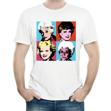 The Golden Girls T-Shirt (Asian Sizes see chart)