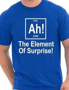 Element Of Surprise T Shirt More Size and Colors-A176