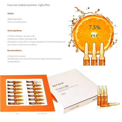 Power Vitamin C ampoules 14 x 1 ml