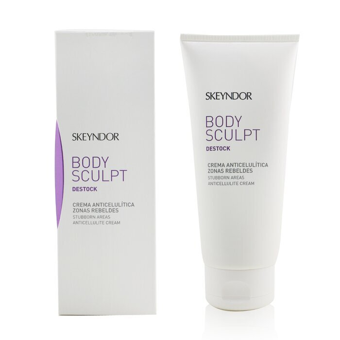 SKEYNDOR Body Sculpt Stubborn Areas Anticellulite Cream 200ml