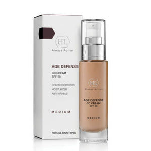 AGE DEFENSE CC CREAM    Medium             50 ml