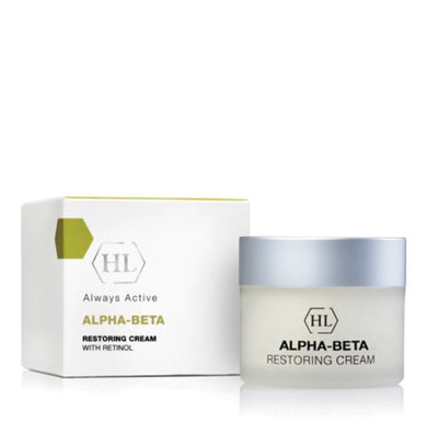 Alpha-Beta Restoring Cream            50 ml