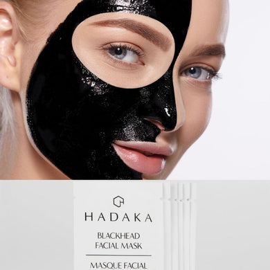 Hadaka Peel Off Black Mask 8 g