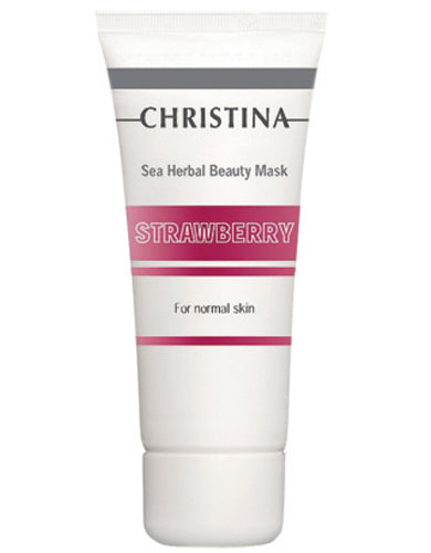 Christina - Strawberry Sea Herbal Beauty Mask  60 ML