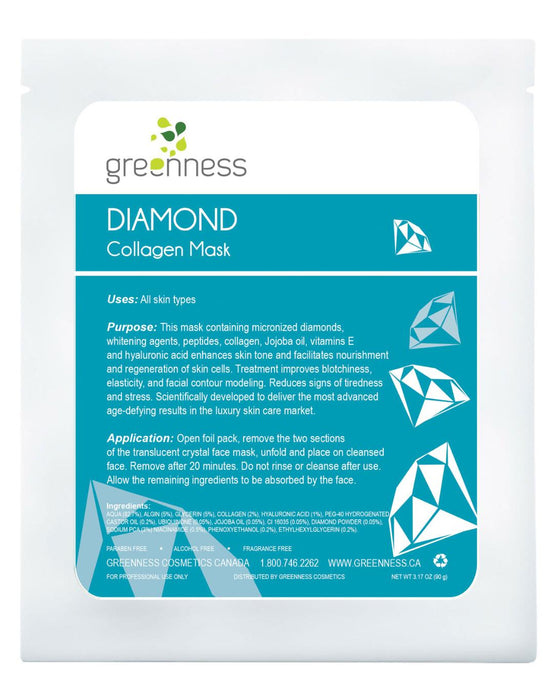 DIAMOND Collagen Mask