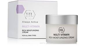 RICH MOISTURIZING CREAM          50 ML.