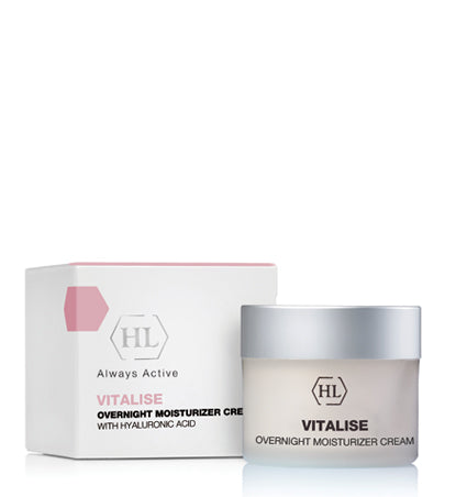 OVERNIGHT MOISTURIZER CREAM          50 ml