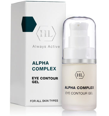 Alpha Complex Eye Contour Gel         15 ml.