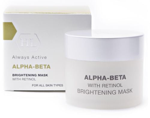Alpha-Beta Brightening Mask                50 ml