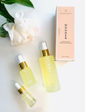 WONDER Luxe Body Oil. Marula and Camellia 10 ml/30 ml