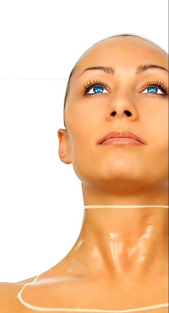 Hyaluronic Delivery  Neck Mask