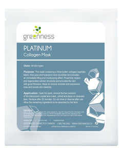 Platinum Collagen Mask
