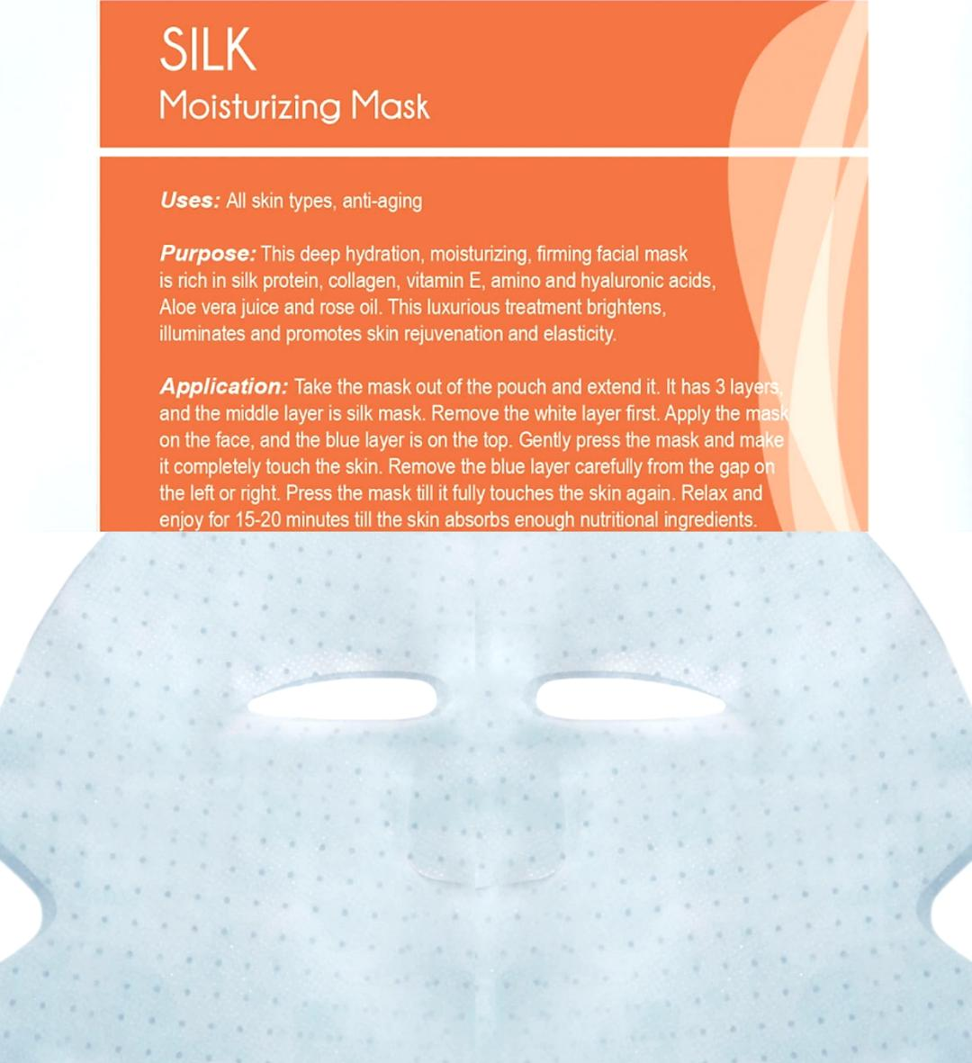 Silk Moisturizing Mask
