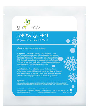 Snow Queen Rejuvenate Facial Mask