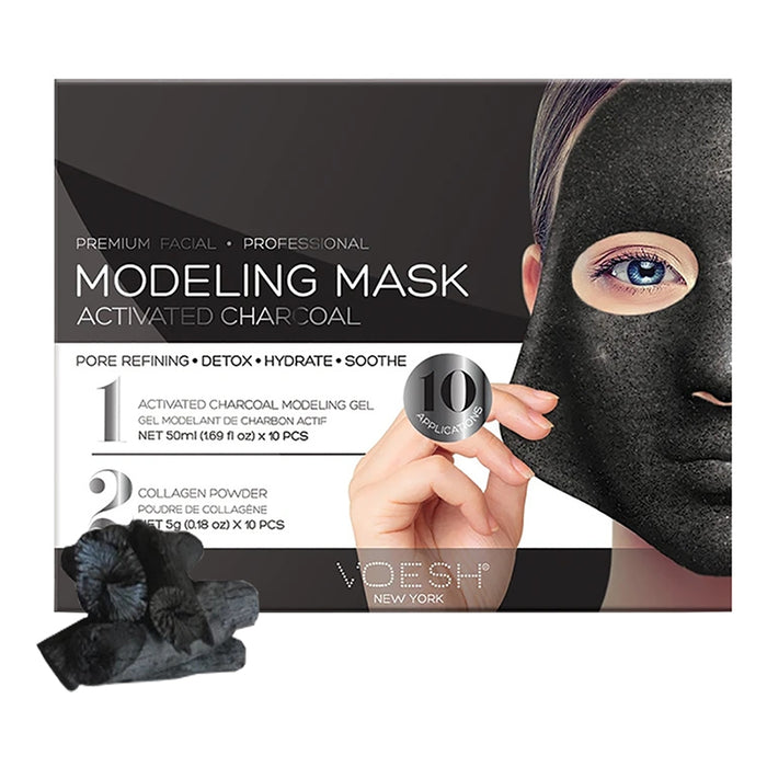 Modeling Mask Activate Charcoal
