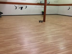 Hardwood Floors For Sports' Courts