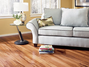Engineered Meadow Brooke Tigerwood Natural - Evergreen Wood INC