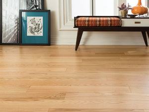 Red Oak Dumont Natural - Evergreen Wood INC