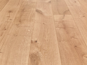 European White Oak Bazille - Evergreen Wood INC