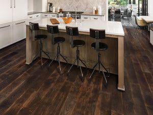 European White Oak Delacroix - Evergreen Wood INC