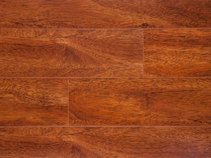 Jatoba Semi Gloss V-Groove 12.3mm - Evergreen Wood INC