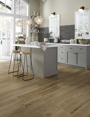 Mannington Hand-Crafted Normandy Oak